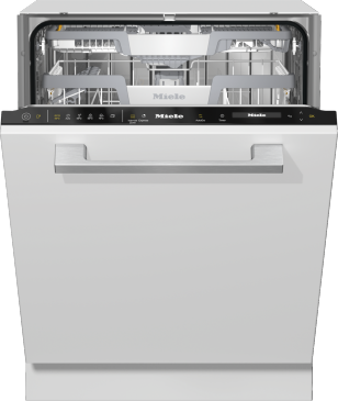 G 7360 C SCVi AutoDos - Fully integrated dishwashers with automatic dispensing thanks to AutoDos with integrated PowerDisk.--